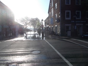 Old Town Flooding