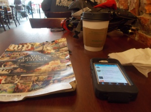 Chinatown Coffee and the Post