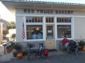 Little Nellie at Red Truck Bakery
