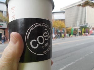 Coffeethonning in Crystal City