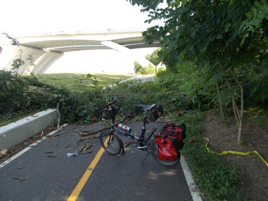 Bike Friendly City Fail