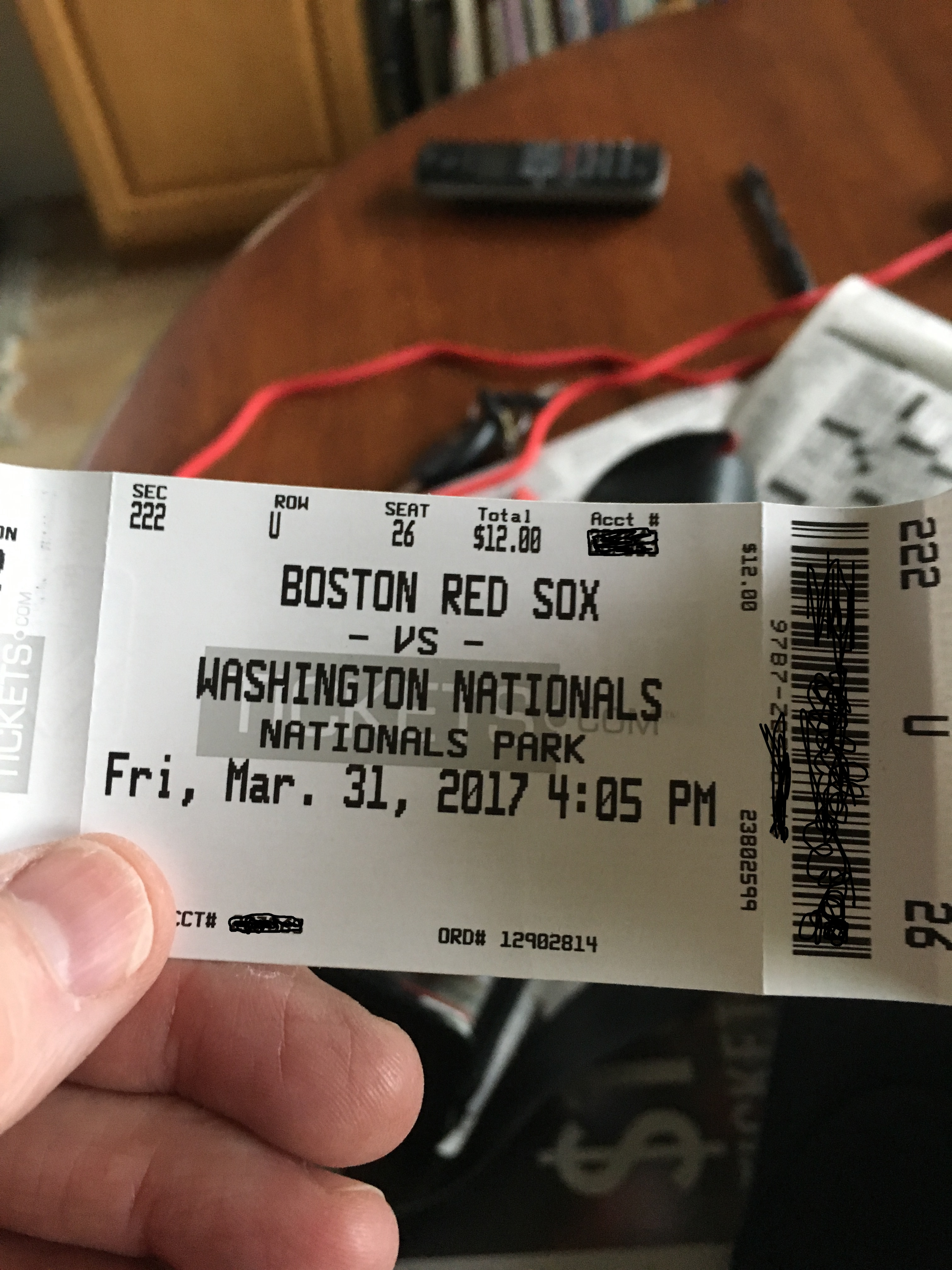 Ticket Edited