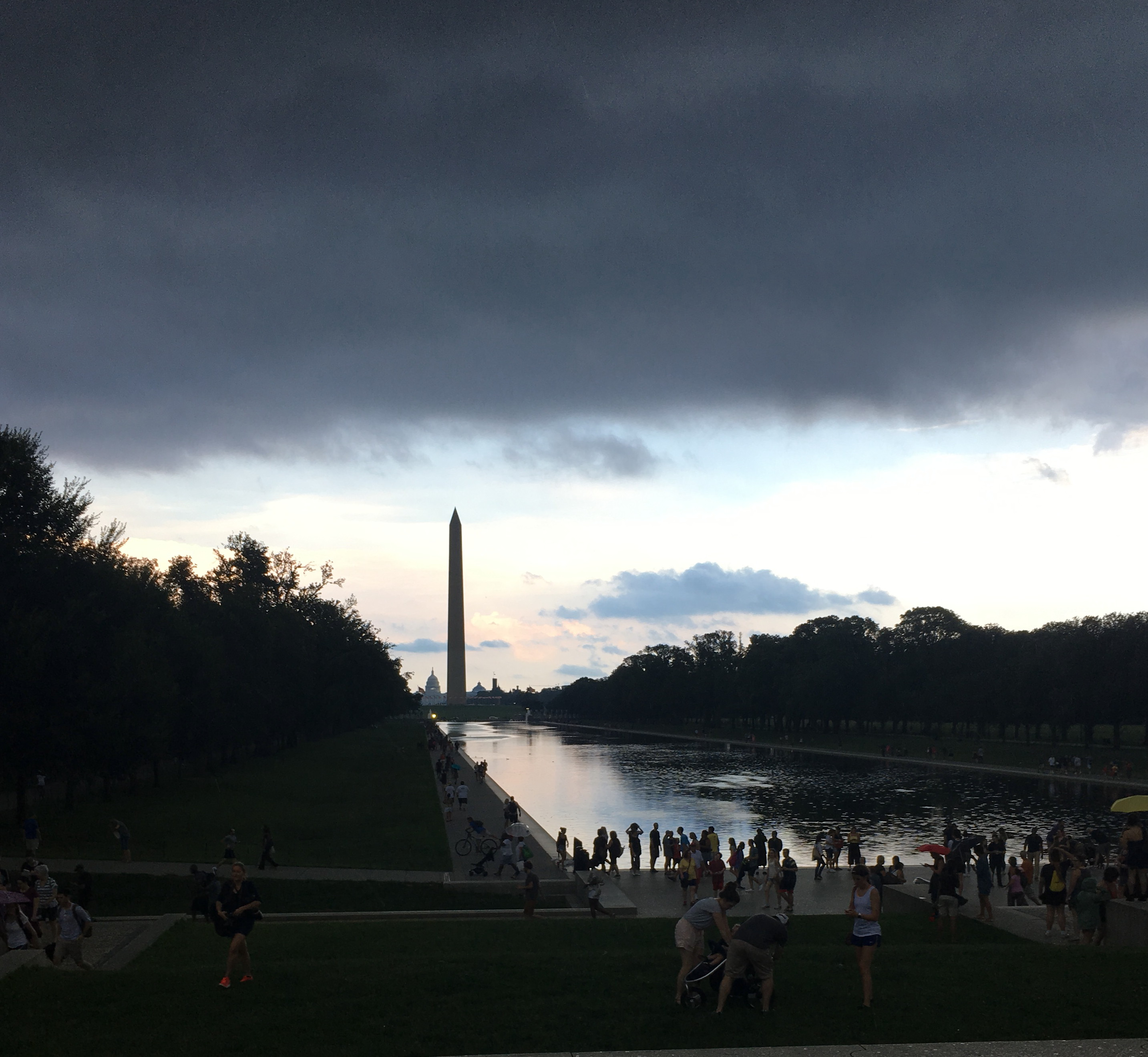 Storm in DC